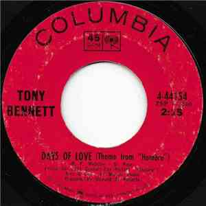 Tony Bennett - Days Of Love download mp3 flac