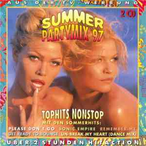 Various - Summer Partymix '97 download free